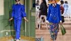 Пантон весна-лето 2020 Classic Blue