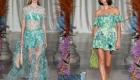 Biscay Green палитра Пантон весна-лето 2020