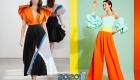 Апельсиновая корка Пантон весна-лето 2020