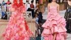 Коралловый розовый / Coral Pink Пантон весна-лето 2020