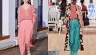 Coral Pink Пантон весна-лето 2020