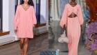Коралловый розовый  Пантон весна-лето 2020