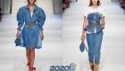 Тренды джинсовой моды сезона весна-лето 2020