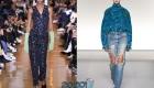 Модные джинсы на весну 2020 года