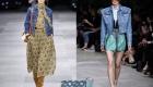Джинсовые пиджаки весна-лето 2020