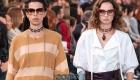 Модные большие очки бабочки на весну и лето 2020 года