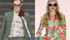 Модные большие очки в стиле бабочки на 2020 года
