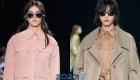 Черные линзы в модных очках 2020 года