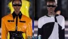 Модные черные очки га лето 2020 года