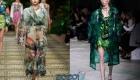 Модные пальто весна 2020