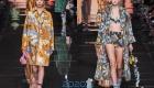 Модные пальто с цветочным рисунком весна 2020