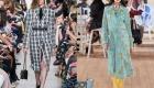 Модные двубортные весна-лето 2020
