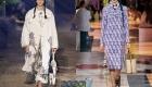 Модные двубортные сезона весна-лето 2020