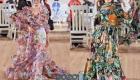 Плетье с цветочным принтом - тренд весны 2020 года