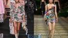 Короткое коктейльное платье - мода сезона весна-лето 2020