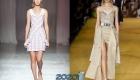 Модные модели короткого облегающего платья на 2020 год