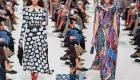 Платье сезона весна-лето 2020 - модные расцветки и принты