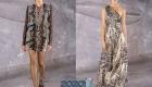 Платье весна-лето 2020 анималистический принт