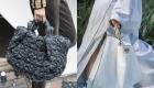Большие сумки сезона весна-лето 2020