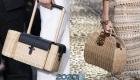 Плетеные сумки сундучки - тренд лета 2020 года