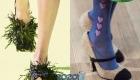 Необычные женские туфли весны 2020