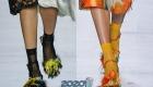 Эпатажные женские туфли весна 2020