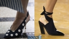 Модные туфли с открытой пяткой сезона весна-лето 2020