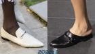 Модные женские туфли без каблука на 2020 год