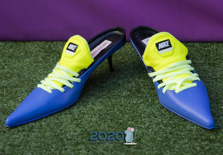 Модные женские туфли весны 2020 года в спортивном стиле