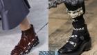 Массивные женские туфли на 2020 год