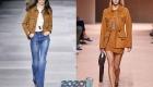 Модные замшевые куртки сезона весна-лето 2020