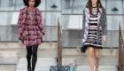 Модные клетчатые куртки на весну 2020 года