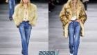 Модные куртки из меха весна-лето 2020