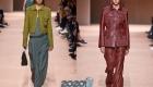 Замшевые и комбинированные куртки сезона весна-лето 2020