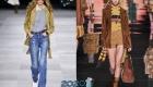 Замшевые модели курток на весну 2020 года