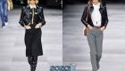 Модные кожаные куртки - модели весны 2020 года