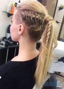 Стрижки на длинные волосы - тренды 2020 года