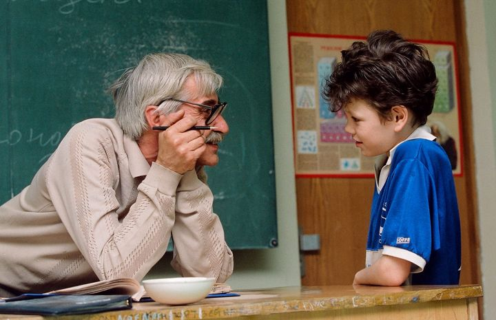 Выход на пенсию учителям