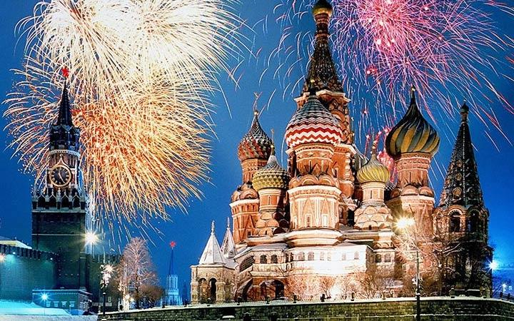 Погода в Москве на новогодние и рождественские праздники 2020 года