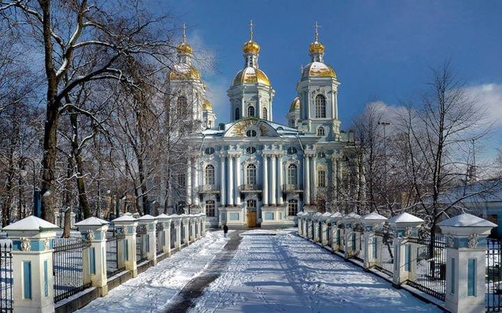 Погода в Санкт-Петербурге на на Новый Год и Рождество 2020 года