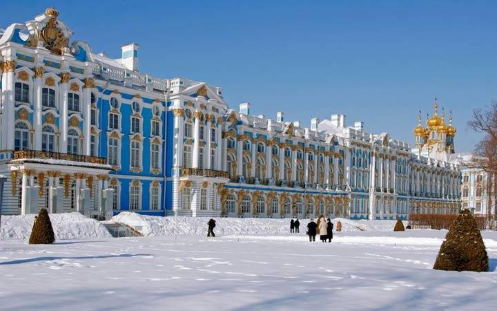 Новогодний прогноз погоды для Санкт-Петербурга