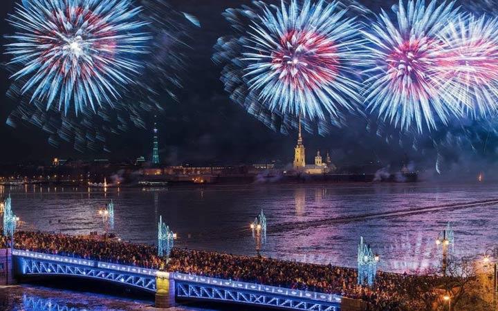 Какая погода будет в Питере на Новый Год 2020