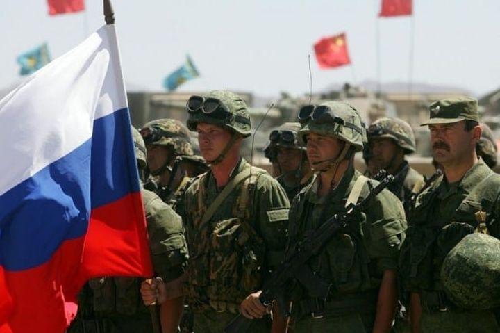 Довольствие военных РФ