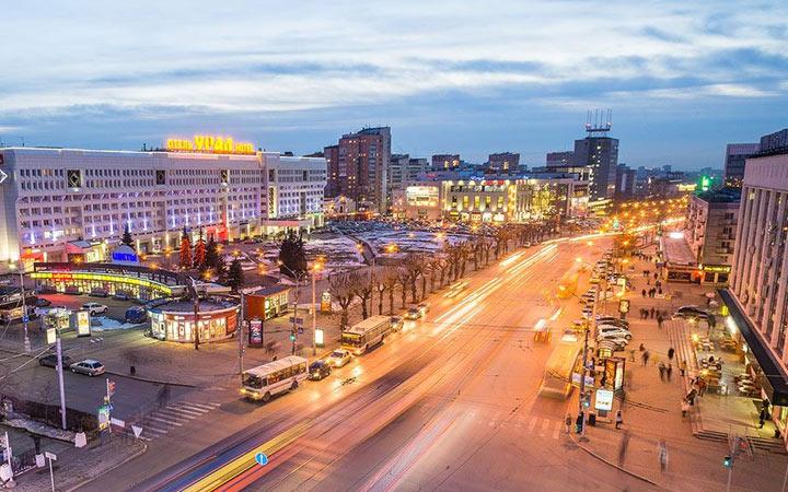 Города-миллионники России в 2020 году - Пермь