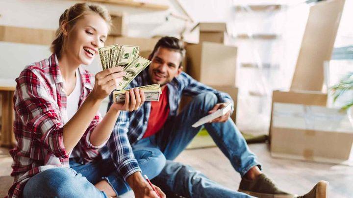Мужчина, женщина и деньги