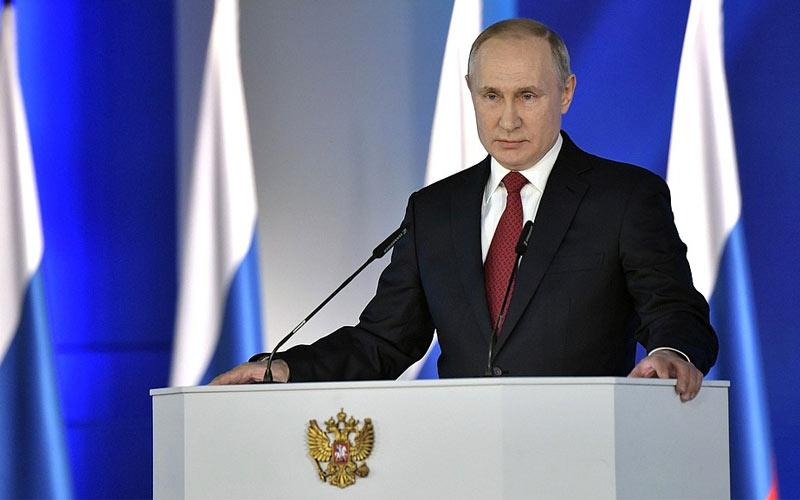 Пособие на детей в 2020-2021 году - обращение Путина к Федеральному собранию