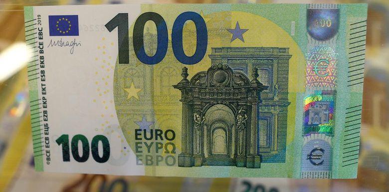 Банкнота евро