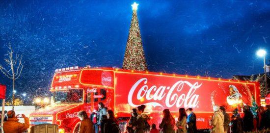 Караван Кока-Кола 2020