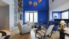 Классический синий от Пантон - модные интерьеры 2020 года