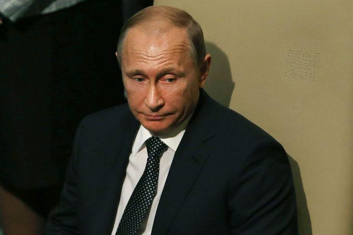 Путин огорчен
